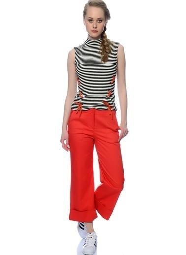 Black Pepper Pantolon Kırmızı